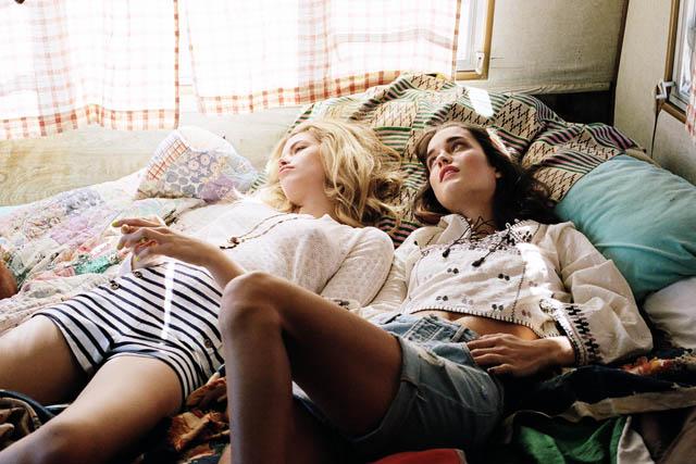 Due ragazze come noi.