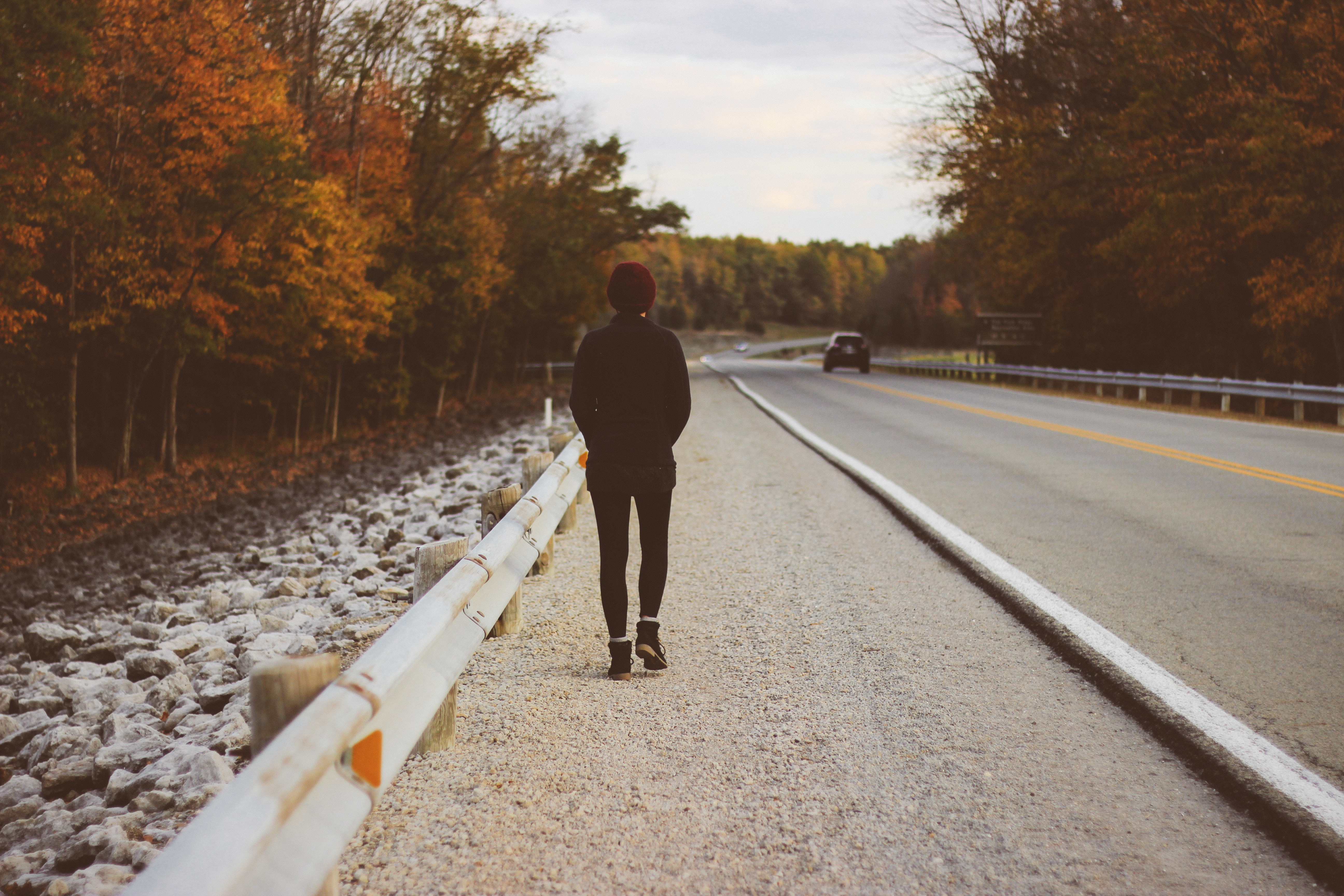 Ho sempre lasciato andare chi non aveva voglia di restare