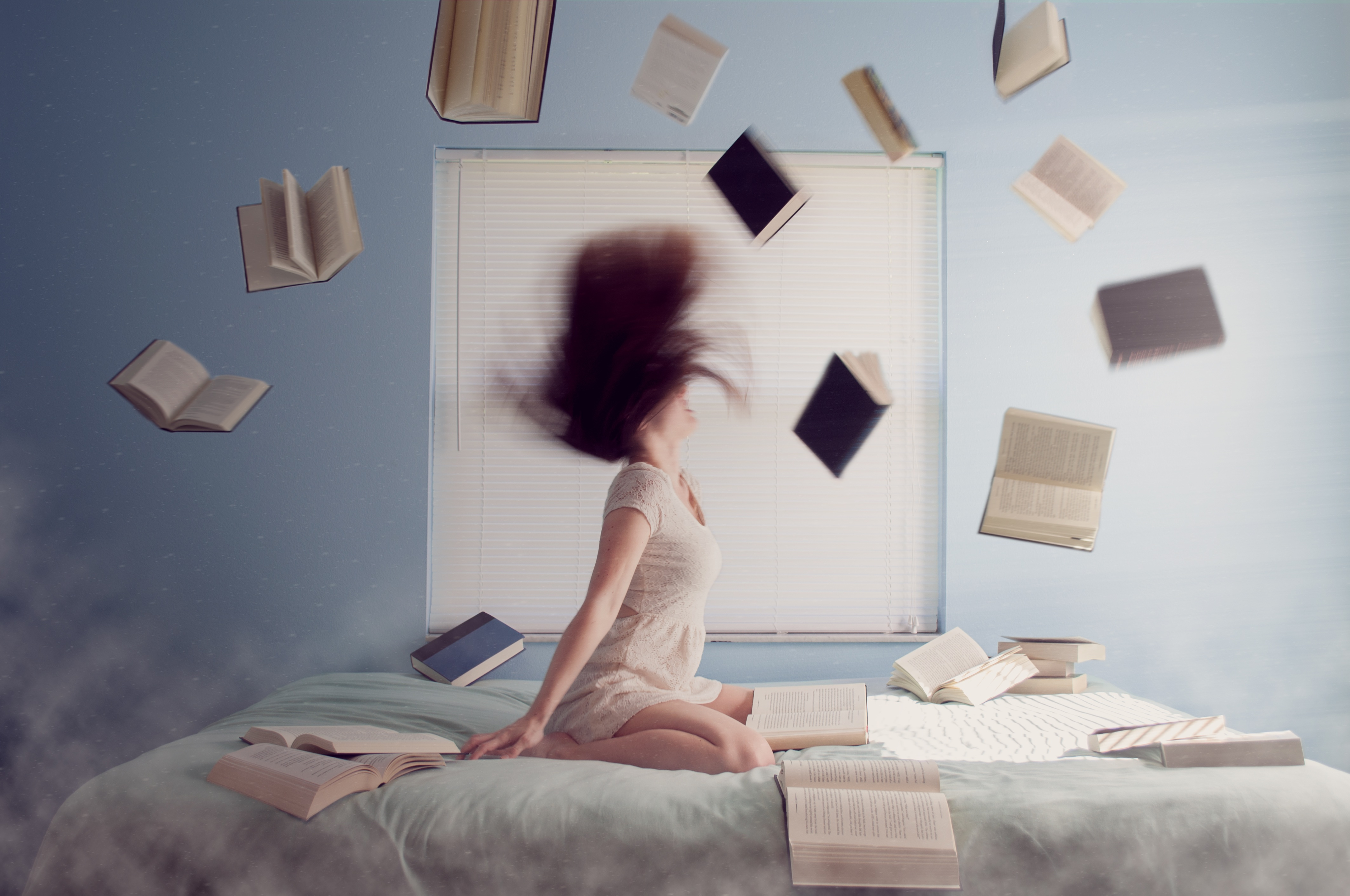 Ritroviamo sempre dei nostri pensieri nei libri
