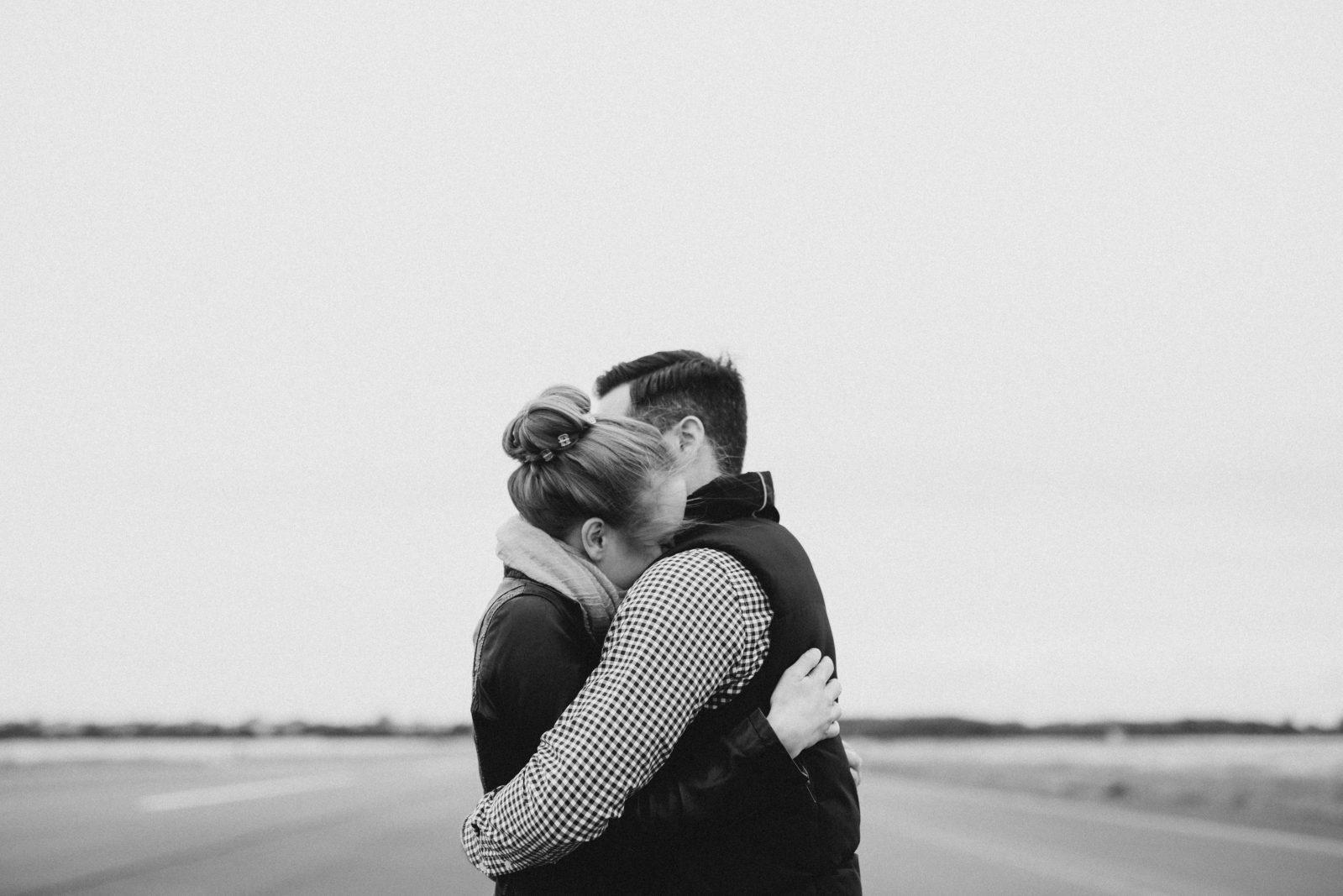 Amore non è mica perdersi, amore è ritrovarsi.