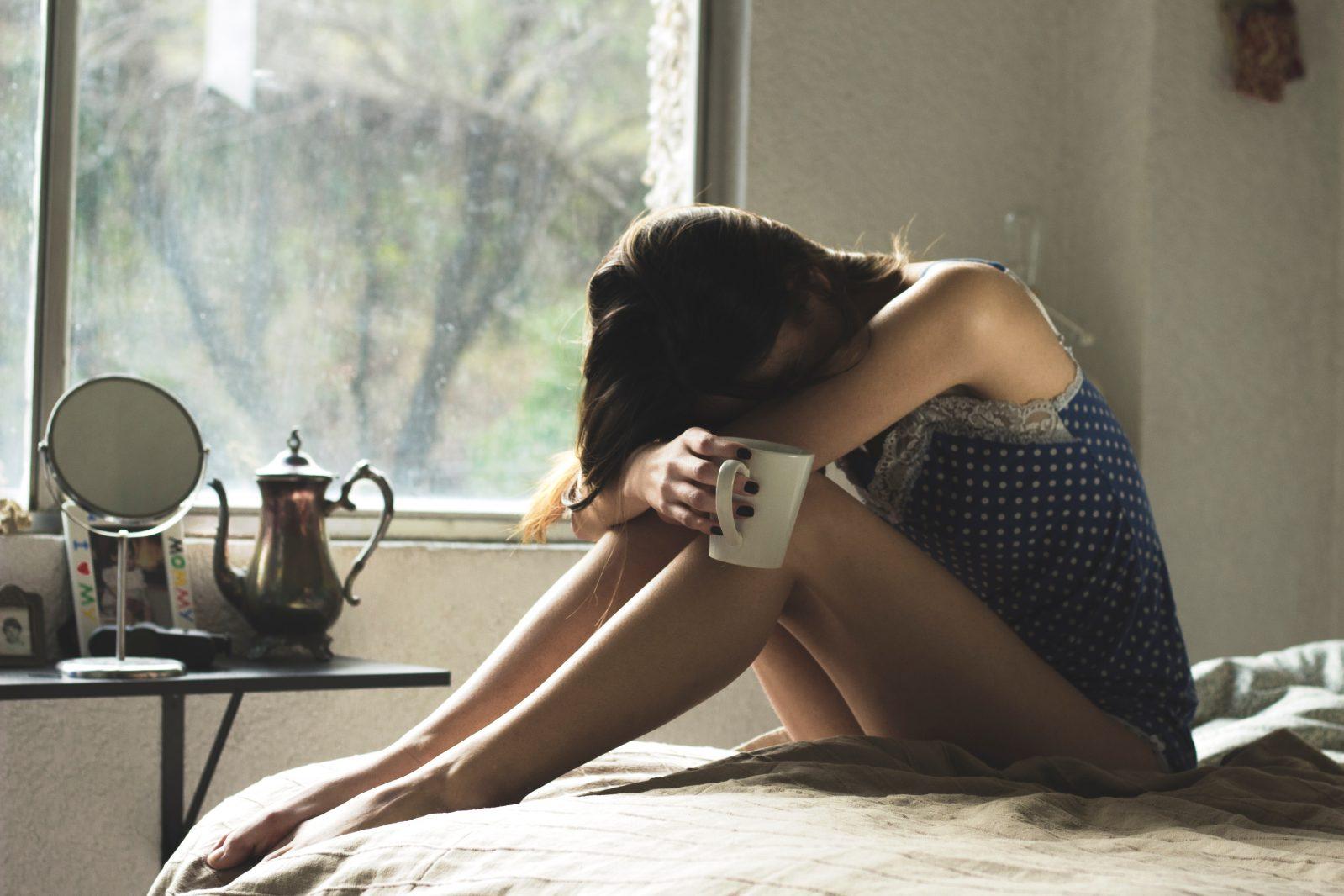 Piangere fa bene alla mente: 3 motivi